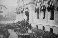 14 novembre 1888 : inauguration de l'Institut Pasteur