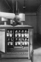 Conservation de sérums antidiphtériques en 1924