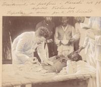 Mission de Paul-Louis Simond sur la peste en Inde 1897-1898
