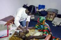 Projet BIRDY au poste de Santé de Fith Mith Guediawaye, Dakar, Sénégal