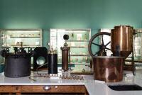 Reportage au musée Pasteur, Institut Pasteur Paris. © Colombe Clier - MCC