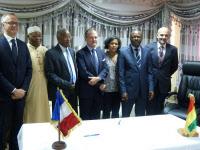 Création de l'Institut Pasteur de Guinée