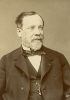 Portraits of Louis Pasteur