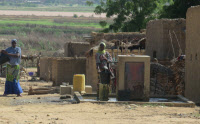 Projet TONIRA au Niger en juillet 2015.