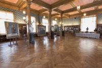 Salle des Actes située dans le bâtiment historique de l'Institut Pasteur