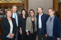 Prix Canetti 2016 à Laleh Majlessi