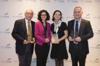 Prix Sanofi – Institut Pasteur 2016.