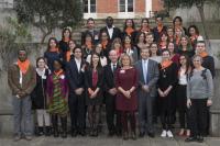 Cérémonie 2016 en l'honneur des doctorants
