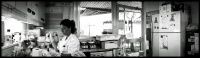 Laboratoire à l'Institut Pasteur de Nouvelle-Calédonie