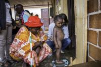 Projet Afribiota à Bangui RCA en avril 2017
