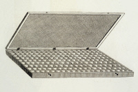 Boîte à grainage cellulaire.