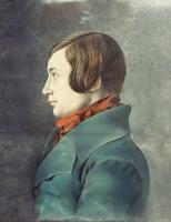 Altin Vercel. Pastel exécuté par Louis Pasteur en 1839.
