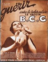 """Couverture de la revue """"Guérir"""" du 15 juin 1930."""
