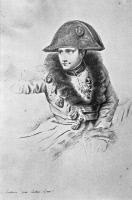 Napoléon parcourant le champ de bataille d'Eylau.