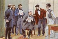 """""""Pasteur indique le programme de ses futurs travaux"""""""
