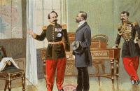 Louis Pasteur et Napoléon III