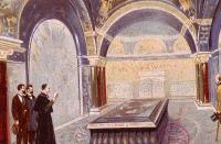 """""""Le tombeau de Pasteur à l'Institut Pasteur"""""""
