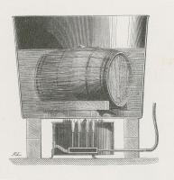 Chauffage des vins en fût
