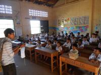 Projet ECOMORE 2 au Cambodge en novembre 2017
