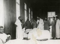 Hôpital des pestiférés à Porto - 1899
