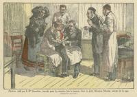 Vaccination de Joseph Meister contre la rage