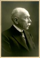 Jules Bordet (1870-1961) entre 1950 et 1955