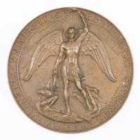Médaille attribuée à Jules Bordet (1870-1961)