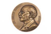 Médaille à l'effigie de Jules Bordet (1870-1961)