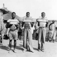 """""""Ouagadougou - Trypanosomiase"""" Mission Georges Blanc 1937"""