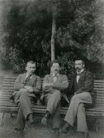 Jules Bordet en 1895