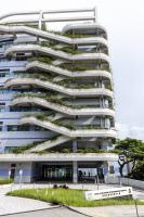 Hong Kong Jockey Club Building for Interdisciplinary Research