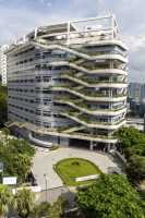 Hong Kong Jockey Club Building for Interdisciplinary Research