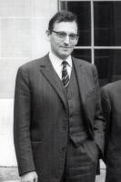 François Gros en 1976