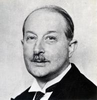 René Dujarric de la Rivière (1885-1969) vers 1945