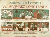 Affiche du CNDT vers 1920
