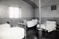 Ancien laboratoire de Laveran à l'hôpital militaire de Constantine.