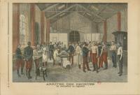 La Vaccination au régiment, Petit Journal, 1903.