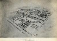 L'institut Pasteur de l'Iran.  Projet définitif.