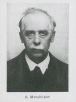 Serge Metalnikov (1870-1946) vers 1930