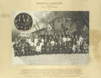 Cours de Microbiologie de l'Institut Pasteur de 1931