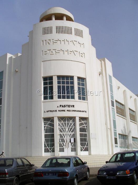 Institut Pasteur de Dakar - Sénégal