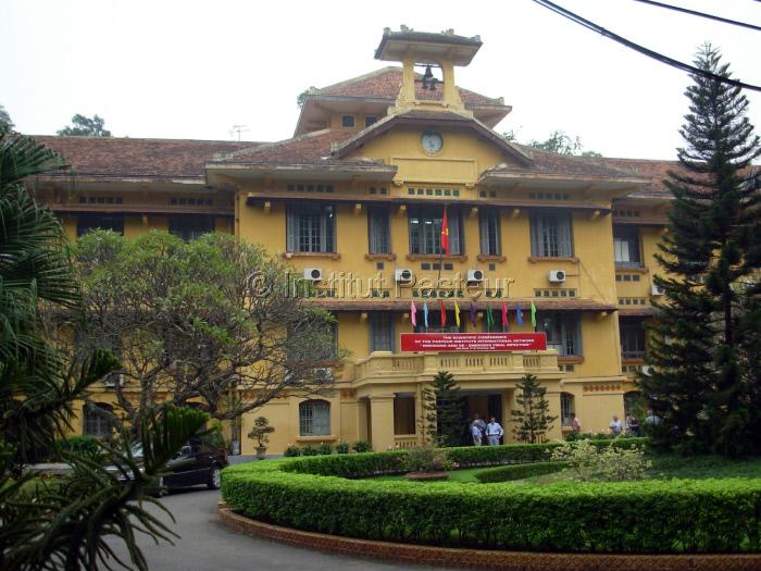 Institut National d'Hygiène et d'Epidémiologie de Hanoi