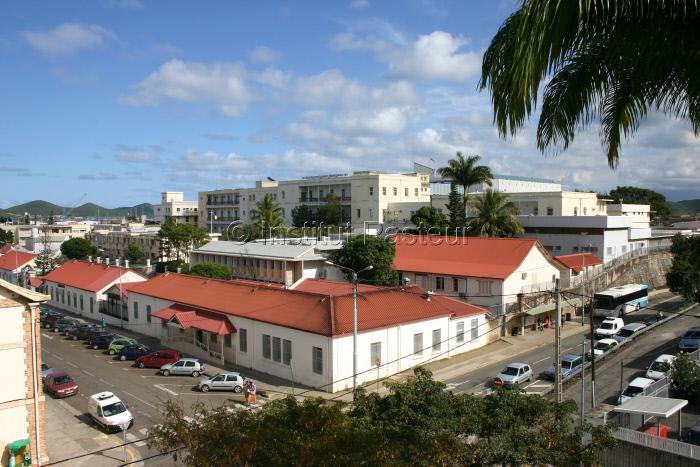 Institut Pasteur de Nouvelle-Calédonie à Nouméa en 2007