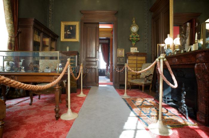 Cabinet de travail de Pasteur