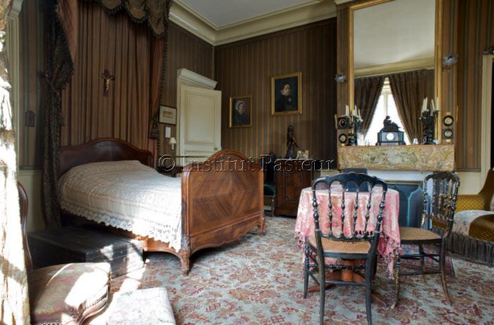 Chambre de Monsieur Pasteur