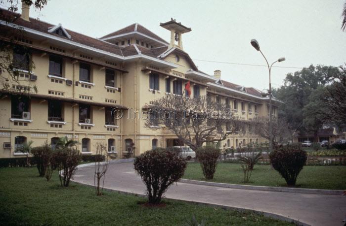 Institut National d'Hygiène et d'Epidémiologie (NIHE) de Hanoï