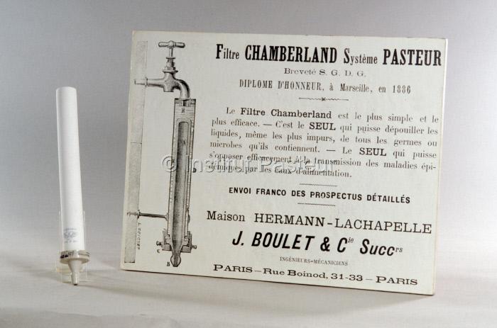 Bougie Chamberland
