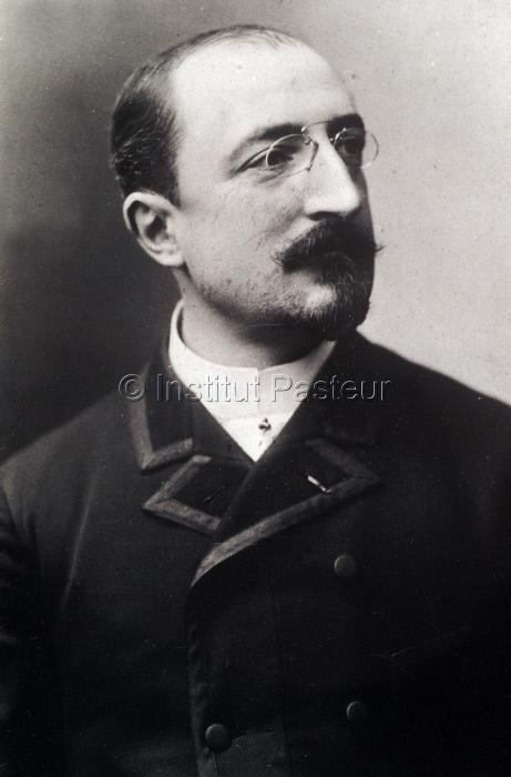 André Chantemesse vers 1890