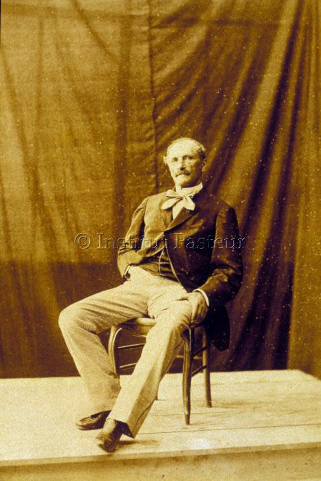 Colonel Baron Eugène Stoffel