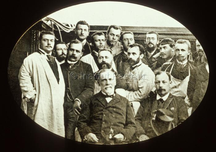Louis Pasteur, Edgar Zévort, René Vallery-Radot